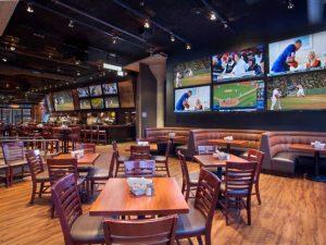 Merancang Sendiri Tema Sport Bar and Grill