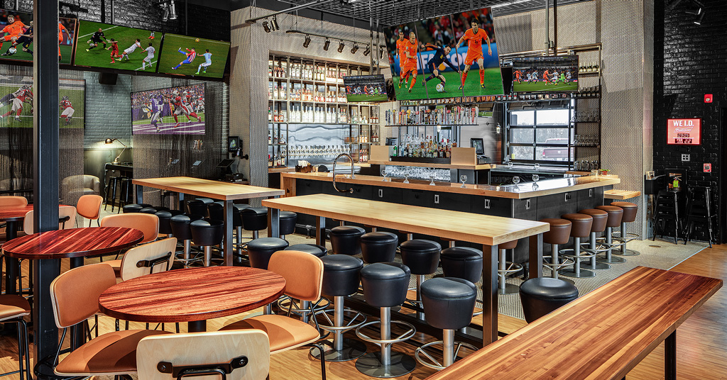 Mengapa Banyak Yang Membuat Resto Bertema Sport Bar and Grill?