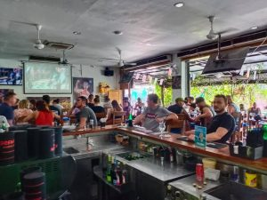Adrenalin Sports Bar