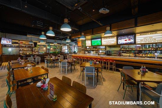8 Panduan Bagi Kalian Yang Ingin Membuka Bar Ataupun Sports Bar