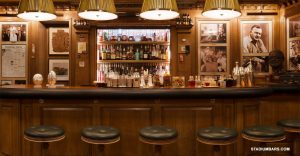 Bar Hemingway at The Ritz, Paris