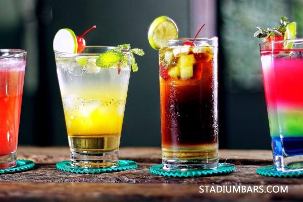 Cara Membuat Cocktail Ala Sport Bar