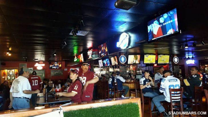 Fanatics Sports Bar