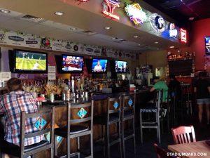 Backspin Sports Bar and Grill, Austin, TX