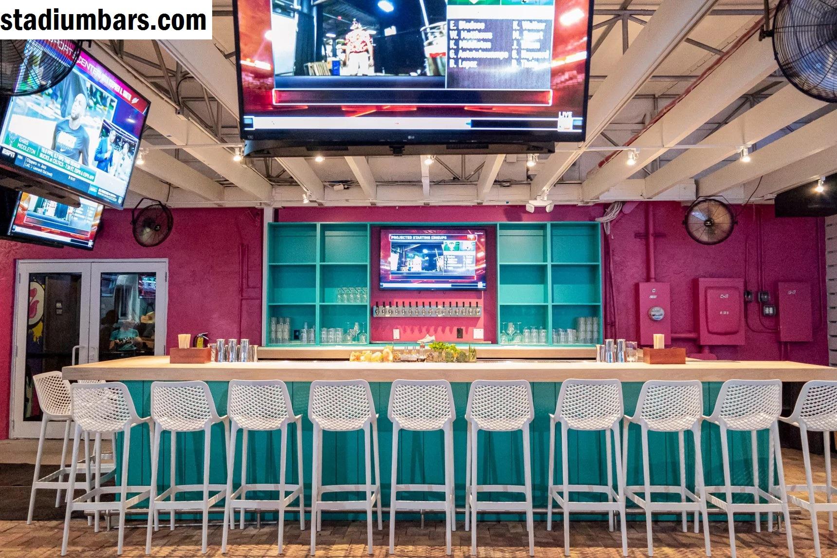 Bar Olahraga Terbaik Di Miami Tahun 2021