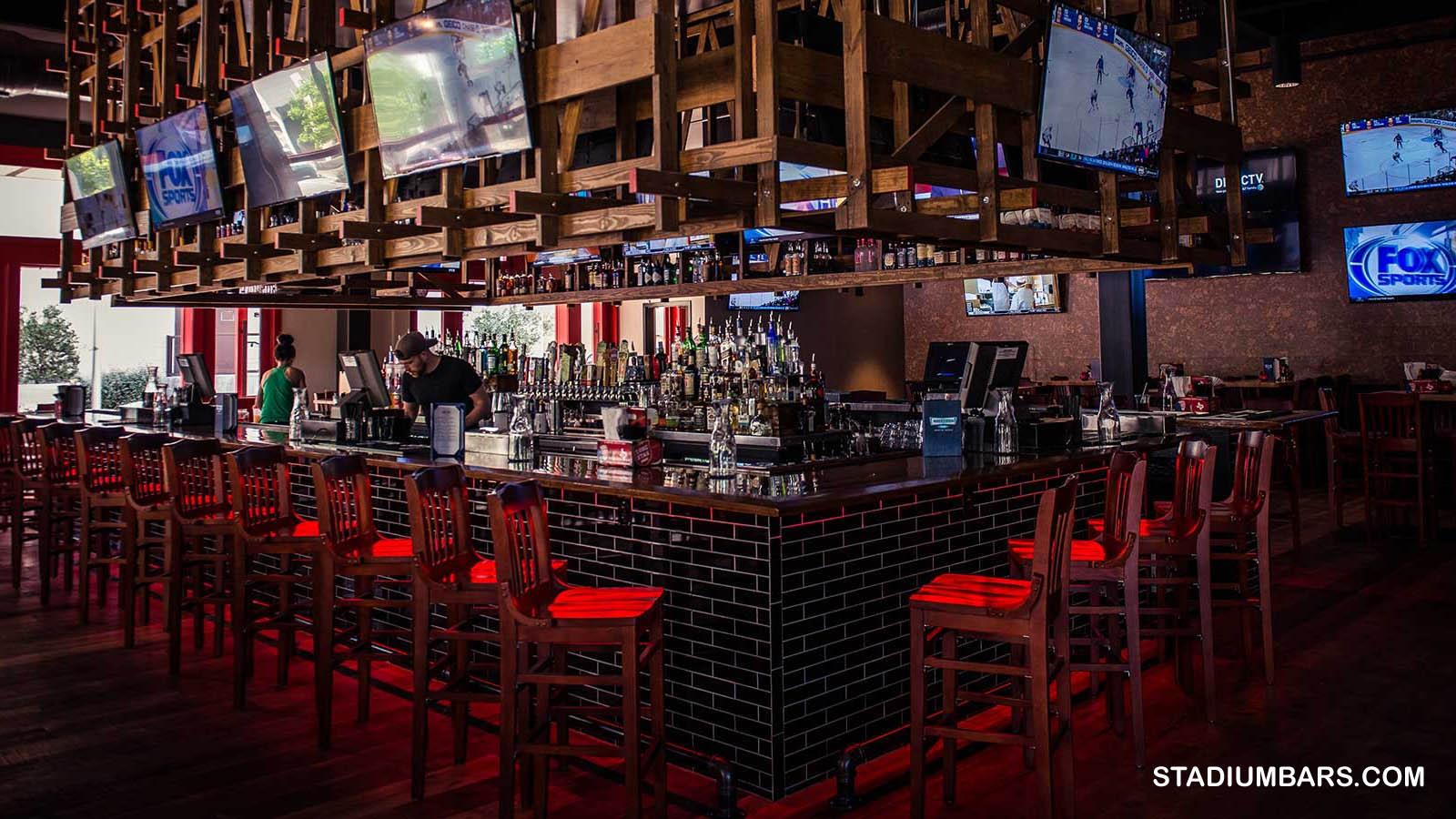 Sports Bars Terbaik di Austin