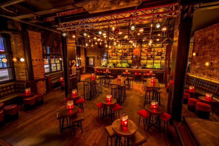 Rekomendasi Terbaik Sport Bar Di Shoreditch London Timur